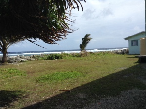 Oceanside housing offers privacy and a nice place to picnic, snorkel or swim after work or weekends and holidays.