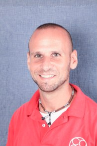 Mr. David, 12th grade adviser