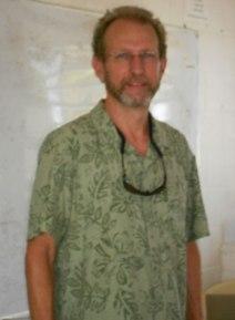 Mr. Bruce, 10th grade adviser
