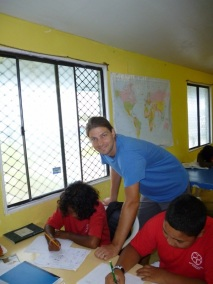 Mr. Bryan, 8th grade adviser