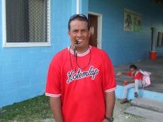 Mr. Mack, P.E. teacher